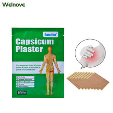 24Pcs Chinese Patch Pain Relief Capsicum Plaster Back Neck Muscle Patches