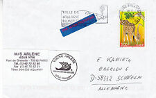 FRENCH RIVER CRUISER MS VIKING ARLENE A SHIPS CACHED COVER