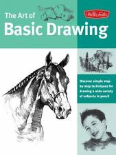 Walter Fosters The Art of Basic Drawing Collectors Book