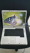 "Dell Inspiron 6400 Laptop Notebook Silver 15.4"" 2GB 320GB Windows 7 Open Office"