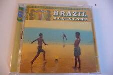BRAZIL ALL STARS 2CD JORGE BEN TOM ZE MARCOS VALLE FLORA PURIM CHICO BUARQUE...