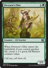 4x Dwynen's Elite NM-Mint, English Duel Decks: Elves vs. Inventors MTG Magic