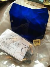 Peugeot scooter LUDIX flyscreen blue windscreen blue NEW