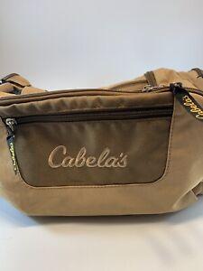 Cabela's Fishing-Utility Gear Mini Duffle Tackle Bag Hand & Shoulder Strap - New