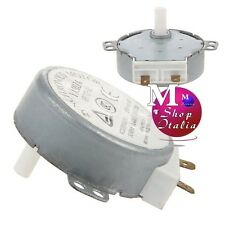 MOTORINO SINCRONO 49TYZ-A2 4W 5/6rpm Alberino 16mm 4W 220/240V 50/60Hz 2 cont
