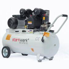 Starkwerk Druckluft Kompressor Kolbenkompressor SW 475/10 - 100 Liter Kessel