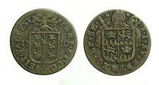 pci3474) SVIZZERA Swiss -  1/2 Batzen 1710 Valais