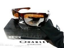 Oakley Sunglasses * Big Taco Polished Rootbeer with Tungsten Iridium OO9173-03
