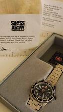 Wristwatch Swiss Army Lancer 100 Midsize Stainless Steel