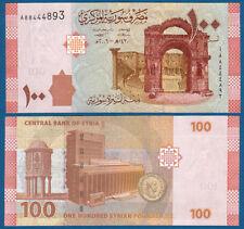 SYRIEN / SYRIA 100 Pounds 2009  UNC  P.113