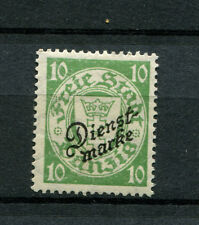 Danzig Dienst Nr. 42a  ungestempelt *  (D840)
