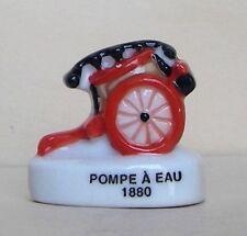 Fève Les Pompiers à Travers le Temps - 2012 - Pompe à Eau en 1880