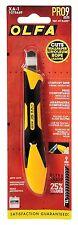 Olfa Utility Knife Yellow/Black Carded