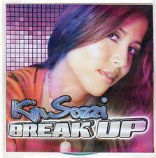 (EO580) Kim Sozzi, Break Up - DJ CD