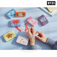 BTS BT21 Official Authentic Goods Kids Bandage 50pcs Baby Ver + Tracking #