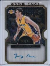 2015-16 SELECT LARRY NANCE JR. GOLD DIE CUT 3/60 ROOKIE AUTO RC AUTORGRAPH CAVS