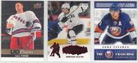 DEREK STEPAN NEW YORK RANGERS 2013-14 UPPER DECK UD CANVAS #C12