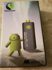 RKM MK802IV Mini PC TV Dongle  Android 4.2 Jelly Bean RK3188 Quad Core Cortex A9