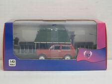 Lada Niva mit Dachzelt in rot, IXO IST, OVP, 1:43