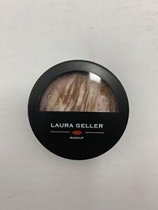 "NEW Laura Geller Bronze-N-Brighten Foundation ""Regular"" Full Size .32oz SPF15"