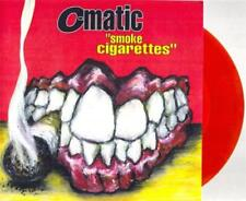 "OMATIC / MISS MAY '66 - SPLIT 7"" - 1995 - RED VINYL!"