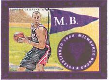 Milwaukee Bucks Basketball Trading Cards