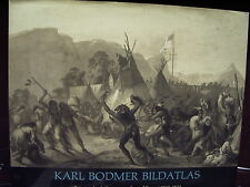 Karl Bodmer       Book  of reproduced  ETCHINGS Number 381 of 1000 published.