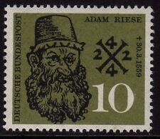 W Germany 1959 Adam Riese SG 1225 MNH