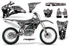 AMR RACING OFF ROAD MOTORCROSS GRAPHIC MX KIT YAMAHA YZ 250/450 F 06-09 REAPER S