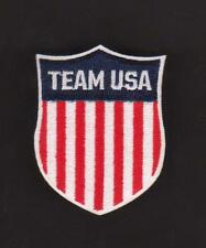 TEAM USA FLAG PATCH 2012 OLYMPICS LONDON