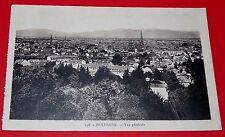 CPA CARTE POSTALE 1910-1920 MULHOUSE PANORAMA ALSACE HAUT RHIN