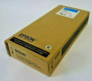 Genuine Epson T5962 Cyan Ink Cartridge for 7700 7890 7900 9700 9890 9900 (UK)