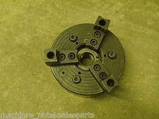 "6"" Diameter Stronghold Chuck CNC Lathe 3 Jaw Power 160-3-PR _ 1603PR"