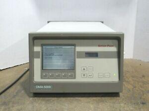 Anton Paar DMA 5000 Laboratory Density Meter Analyzer Screen Issues Parts/Repair