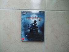 Abraham Lincoln: Vampire Hunter - Blu-ray 2D + 3D Combo Full Slip Case Edition
