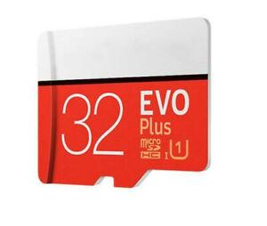 2021 32gb Microsdhc Evo Plus Memory Card W/adapter