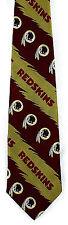 Washington Redskins Flame Mens Necktie NFL Football Fan Silk Red Neck Tie New
