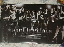 Girls' Generation Run Devil Taiwan Promo Giant Poster