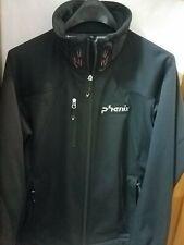 PHENIX Men's Norge Black Ski Snow Board Jacket Aerothermo Sz 48