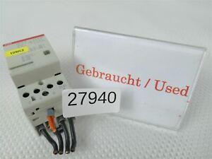 Abb ESB 24-40 Installation Contactor ESB2440