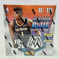 2019-2020 Panini Prizm Mosaic NBA Mega Box Brand New Sealed Fast Shipping
