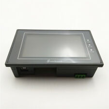 "SAMKOON EA-043A 4.3"" inch HMI Touch Screen Panel 1 COM with Cable & Software"