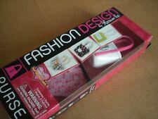 Harumika Fashion Design Purse #24233 with Stylus and Fabrics Bandai