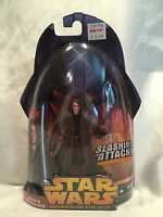 Star Wars Revenge of the Sith #28 Anakin Skywalker (Slashing Attack) Figure MOC
