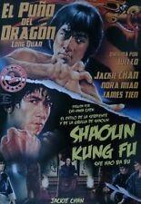 Pack Jackie Chan (El Puño Del Dragón + Shaolin Kung-Fu)