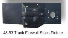 1937 1947 Dodge Truck Cab Over Engine Firewall Pad