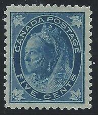 CANADA  1897  SG 146, Sc. 70, Mi. 58  MNH