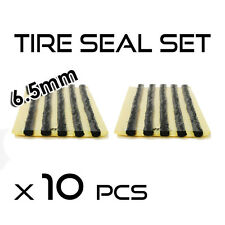 10 x Repair Strings Tubeless Tyre Seal Inserts Plugs for Tire Puncture 100 mm