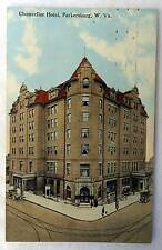 POSTCARD CHANCELLOR HOTEL PARKERSBURG WEST VIRGINIA #N8