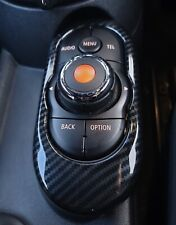 iDrive MINI F56 Control Cover - Carbon Look Gen 3 Cooper One JCW